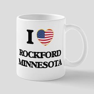 I love Rockford Minnesota Mugs