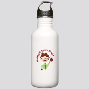 Making Future's Bright Water Bottle