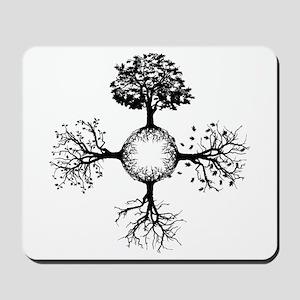 4 Seasons Ink Mousepad
