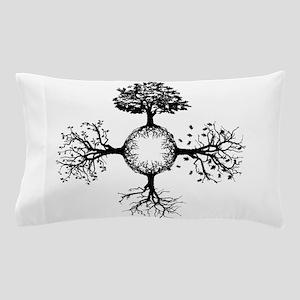 4 Seasons Ink Pillow Case