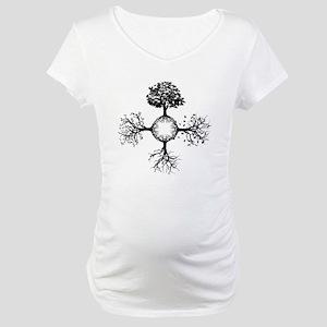 4 Seasons Ink Maternity T-Shirt