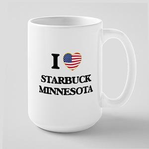 I love Starbuck Minnesota Mugs