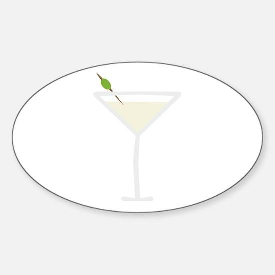 Martini Decal
