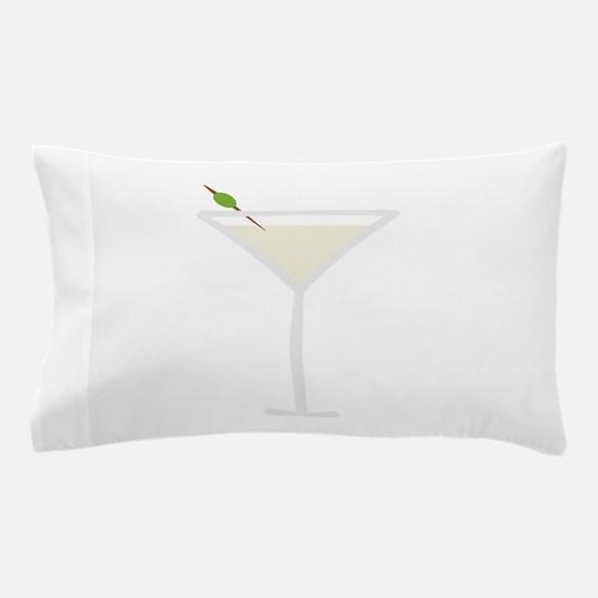Martini Pillow Case