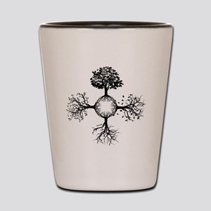 4 Seasons Ink Shot Glass
