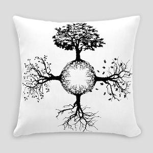 4 Seasons Ink Everyday Pillow