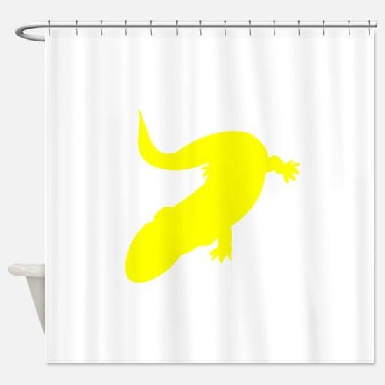 Andrias Scheuchzeri Silhouette (Yellow) Shower Cur