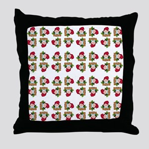 WELCOME GNOME Throw Pillow
