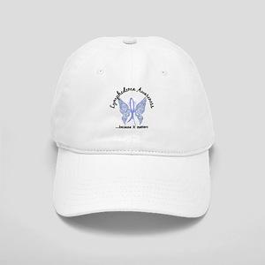 Lymphedema Butterfly 6.1 Cap