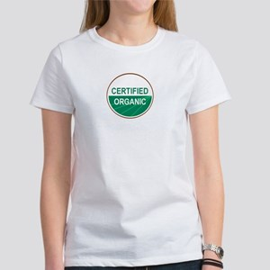 CERTIFIED ORGANIC Women's T-Shirt