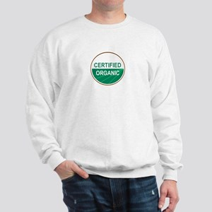 CERTIFIED ORGANIC Sweatshirt