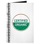 CERTIFIED ORGANIC Journal