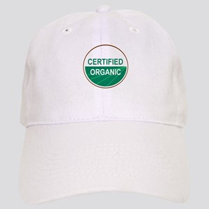 CERTIFIED ORGANIC Cap