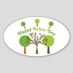 Arbor Day Sticker