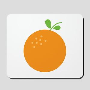Orange Mousepad