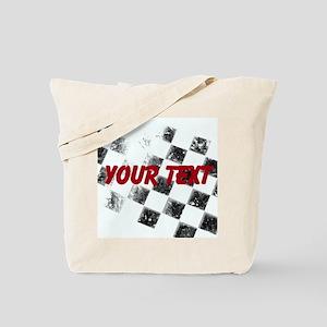 Checkered Flag Tote Bag