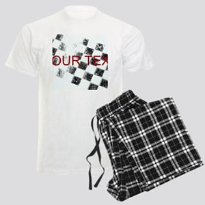 Checkered Flag Pajamas