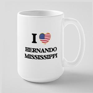I love Hernando Mississippi Mugs