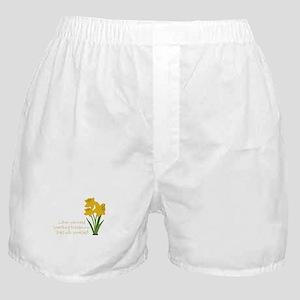 Something To Believe Boxer Shorts