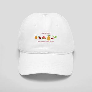 Find The Fruit Baseball Cap