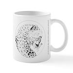 Cheetah Great Cat Mug