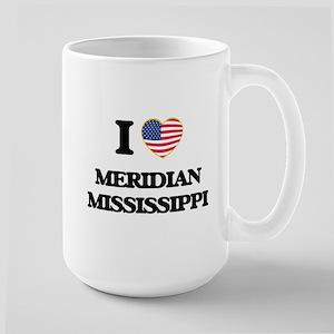 I love Meridian Mississippi Mugs