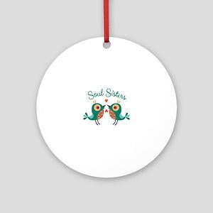 soul sister ornaments cafepress