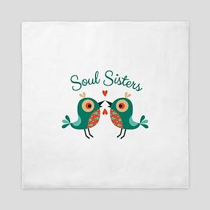 Soul Sisters Queen Duvet