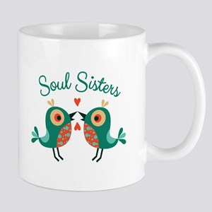 Soul Sisters Mugs