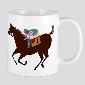 The Racehorse Mugs