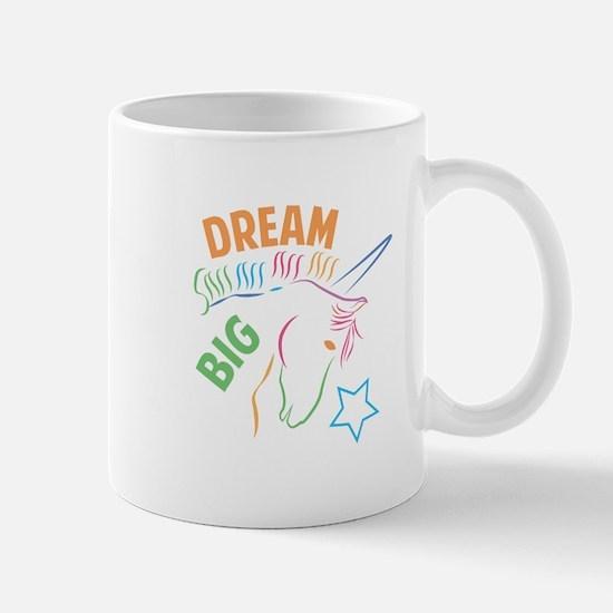 Dream Unicorn Mugs