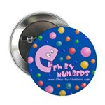 "Chew-By-Numbers - 2.25"" Button (10 pack)"