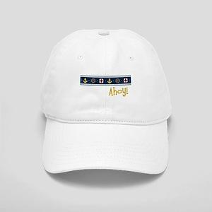 Ahoy Baseball Cap