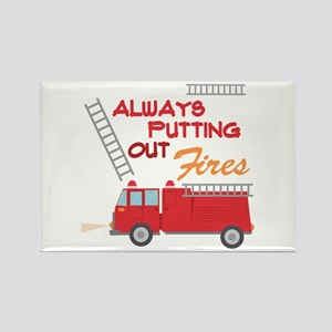 Putting Out Fires Magnets