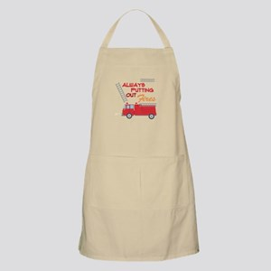 Putting Out Fires Apron