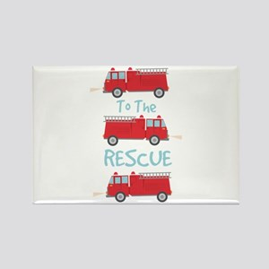 To The Rescue Magnets