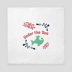Under The Sea Queen Duvet
