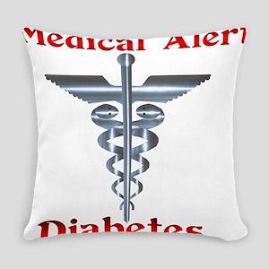 Medical Symbol Diabetes Medical Alert Everyday Pil