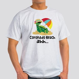 Coronado Beach Ca Light T-Shirt