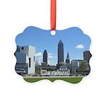 Cleveland Picture Ornament