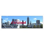 Cleveland Sticker (Bumper 50 pk)