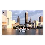 Cleveland Sticker (Rectangle)