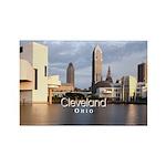 Cleveland Rectangle Magnet (10 pack)