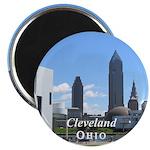 """Cleveland 2.25"""" Magnet (100 pack)"""