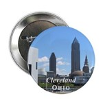 """Cleveland 2.25"""" Button (100 pack)"""