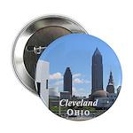 "Cleveland 2.25"" Button"