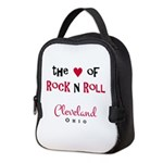 Cleveland Neoprene Lunch Bag