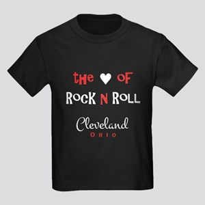 Cleveland Kids Dark T-Shirt