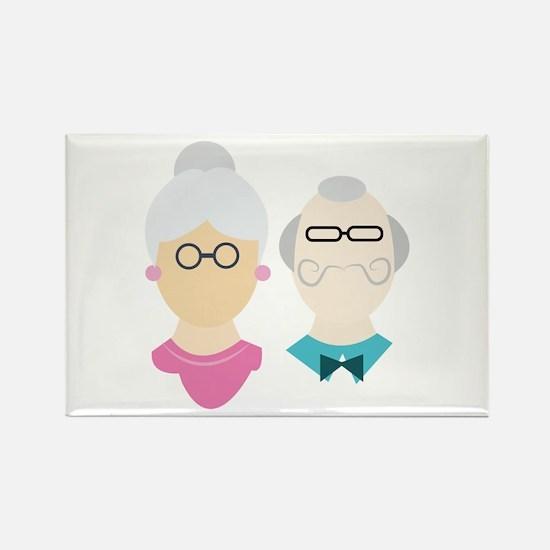 Grandparents Magnets