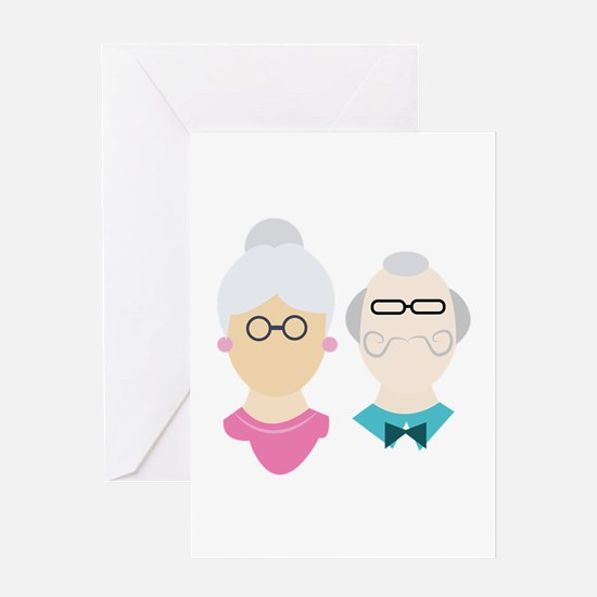 Grandparents Greeting Cards